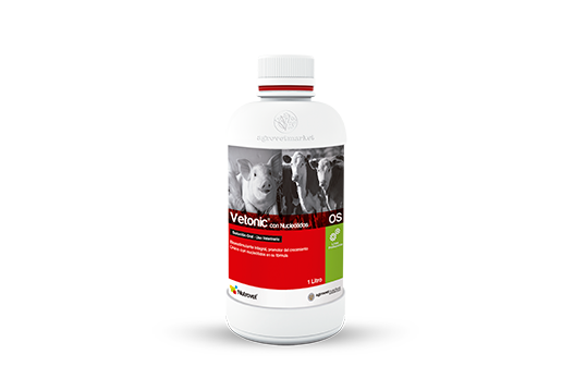 Vetonic® con Nucleótidos integral biostimulant, growth promoter. unique with nucleotides