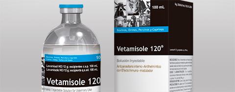 Vetamisole 120®
