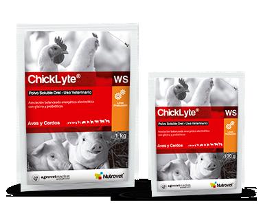 ChickLyte® WS | HidroLyte® WS