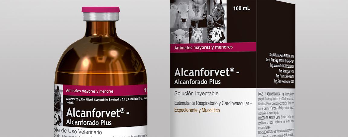Alcanforvet® Alcanforado Plus