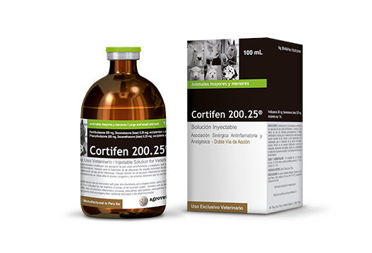 Cortifen 200.25® | Dexabutazon 200.25