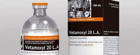 Vetamoxyl® 20 L.A.