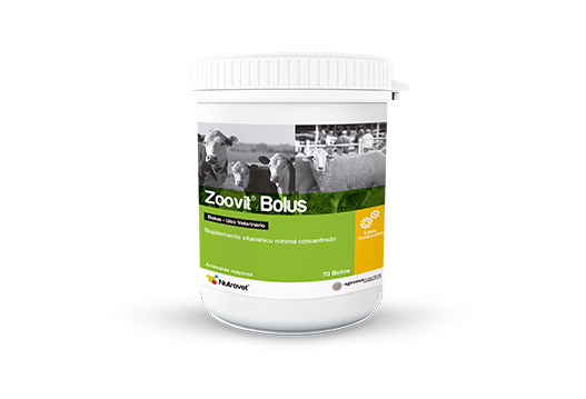 Zoovit® Bolus vitaminic and mineral supplement