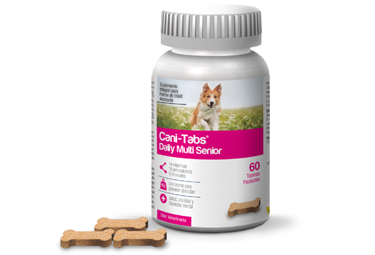 Cani-Tabs® Daily Multi Senior