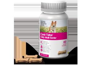 Cani-Tabs® Daily Multi Senior