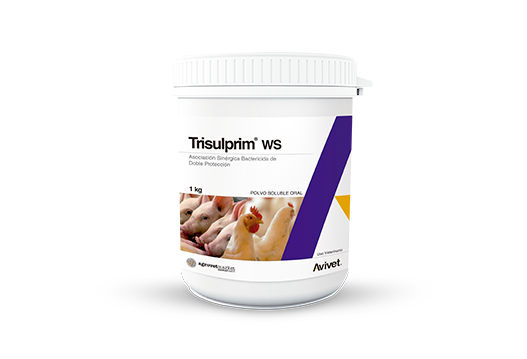 Trisulprim® WS double protection bactericidal synergic association