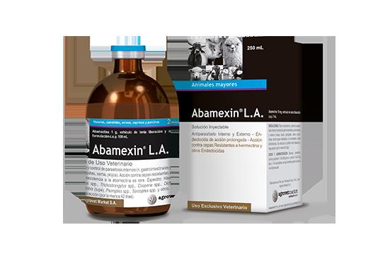 Abamexin® L.A. endectocida de acción prolongada