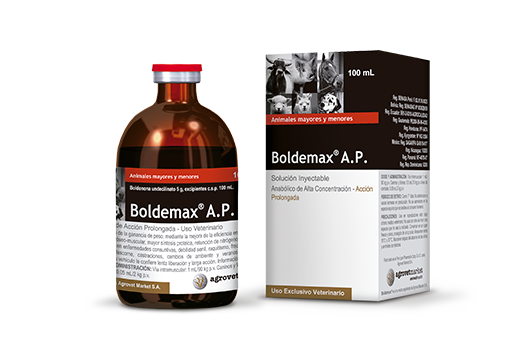Boldemax® A.P. long-acting anabolic