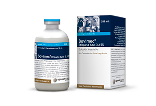 Bovimec® Etiqueta Azul 3.15%