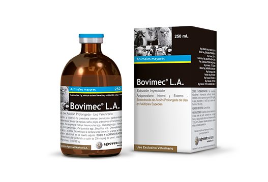 Bovimec® L.A. long-acting endectocide