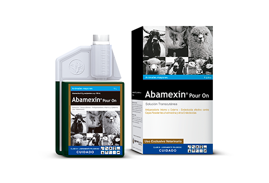 Abamexin® Pour On external use endectocide
