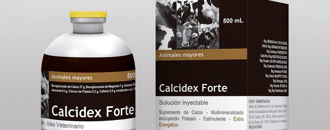 Calcidex Forte   Calfosmin D