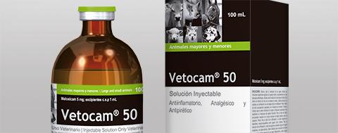 Vetocam® 50