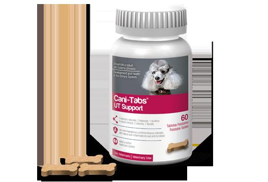 Cani-Tabs® UT Support desarrollo y salud del sistema urinario