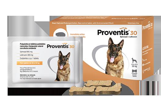 Reporte final de estudio clínico sobre la efectividad de Proventis®