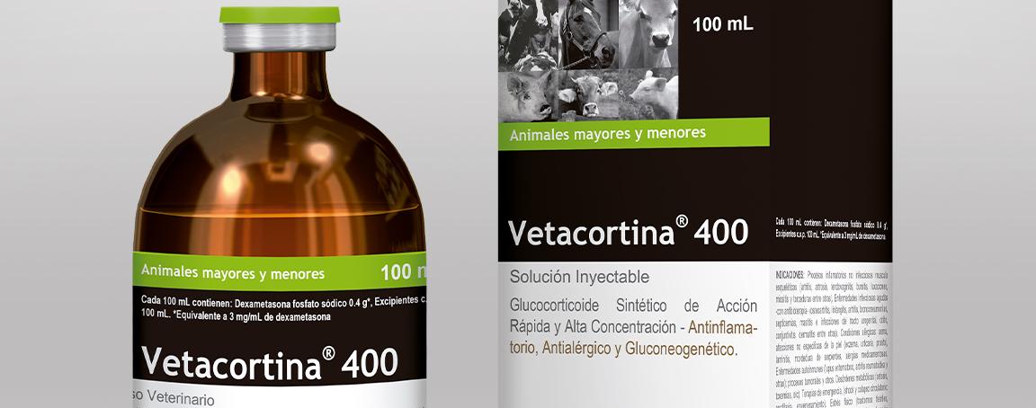 Vetacortina® 400