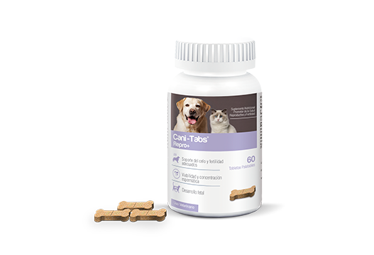 Cani-Tabs® Repro+ nutritional supplement promoter of reproductive health and fertility