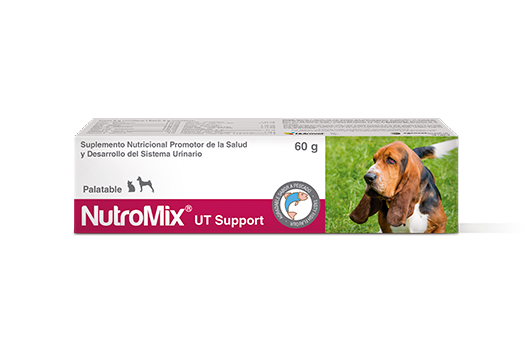 Nutromix® UT Support nutritional supplement for health promotion and development of the urinary system