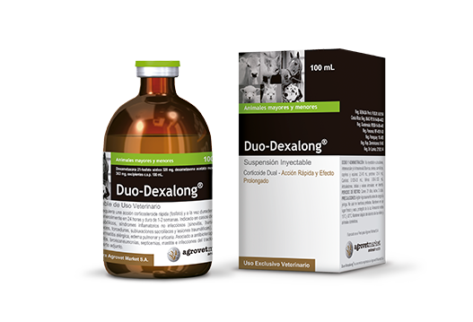 Duo-Dexalong®| Duovetasona fast action and prolonged effect dual corticosteroid