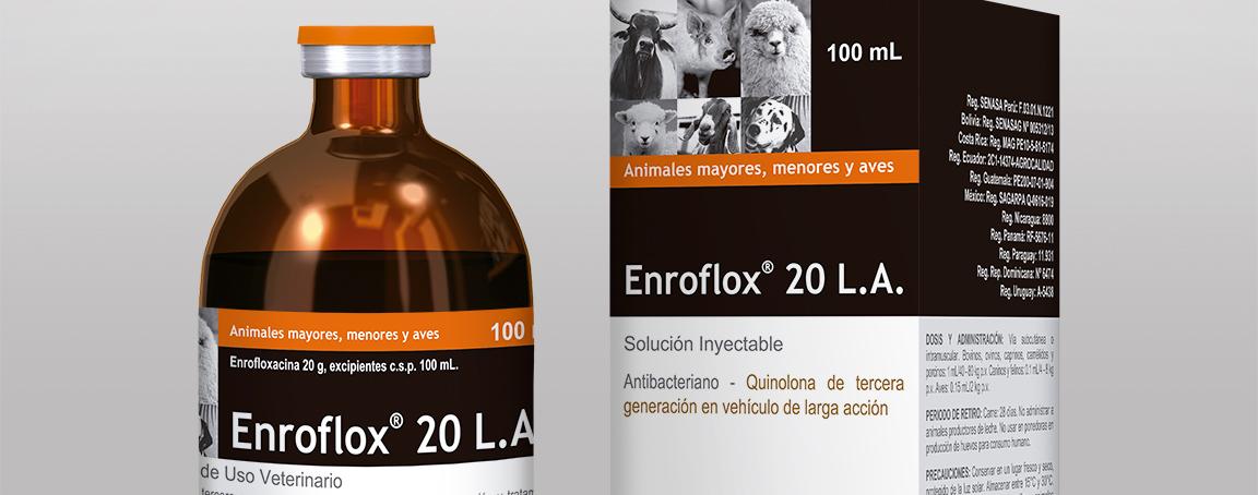 Enroflox® 20 L.A.