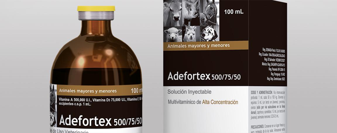Adefortex®500/75/50