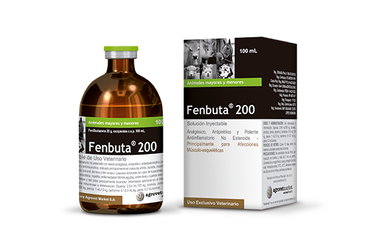 Fenbuta® 200 | Butazon 200 anti-inflammatory, antipyretic and analgesic