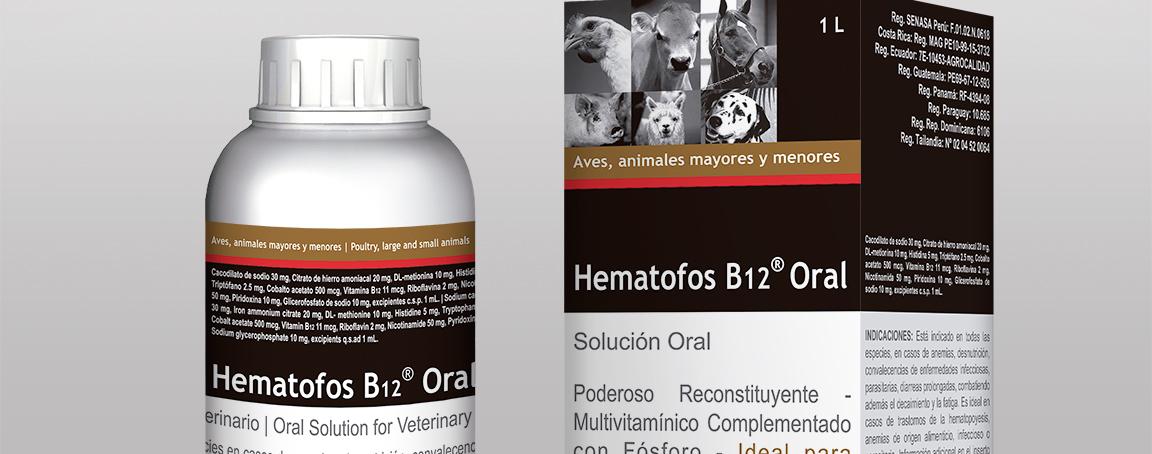 Hematofos B12® Oral