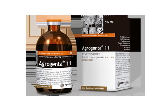 Agrogenta® 11 aminoglucósido de amplio espectro