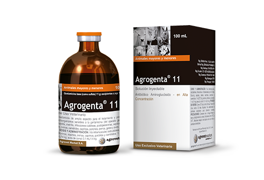 Agrogenta® 11 broad-spectrum aminoglycoside