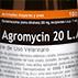 Evaluación de una Solución Inyectable sobre la base de un Antibiótico sobre la base de oxitetraciclina  al 20% (Agromycin 20 L.A.) en el Tratamiento de Mastitis y Pederas en el Ganado Vacuno de la Selva del Perú
