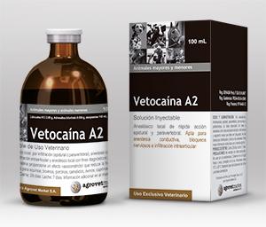 Vetocaína A2