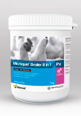 Microquel® Broiler 8 in 1 Px