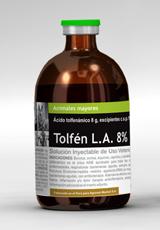 Tolfén L.A. 8%® | Tolfemax A.P. 8%